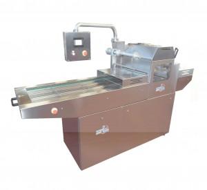 XLM MEC - оборудование для уппаковки продуктов в готовых лотках