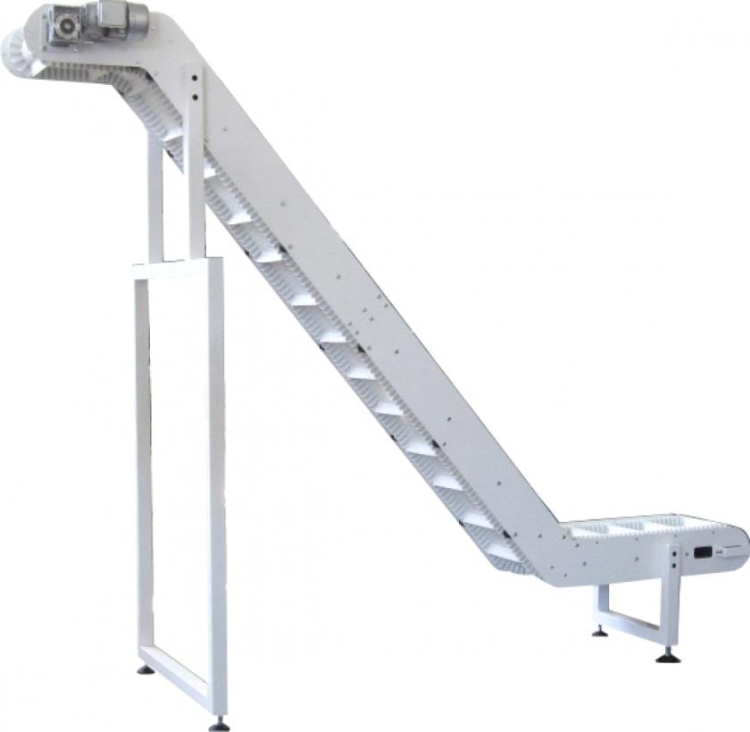 Загрузочный конвейер ленточный подающий транспортер